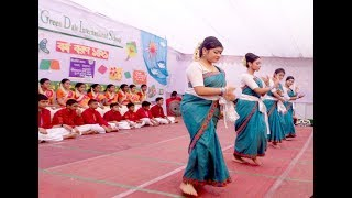 BD Traditional Music Dance College Girls   HD Dance Video   Stage Dance  