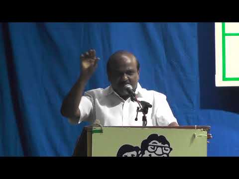 """Adhu Oru Kana Kaalam"" | Hilarious Speech | ADVOCATE T.RAMALINGAM | Humour Club"