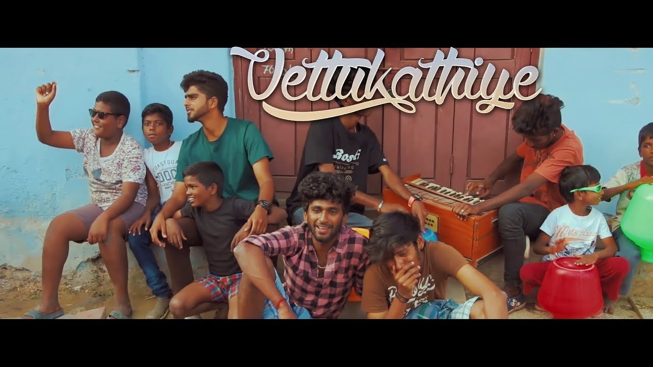 VETTUKATHIYE | Official music video | A Marshall Musical