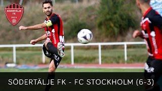 SFK -  FC Stockholm 6-3 (totalt 7-5)