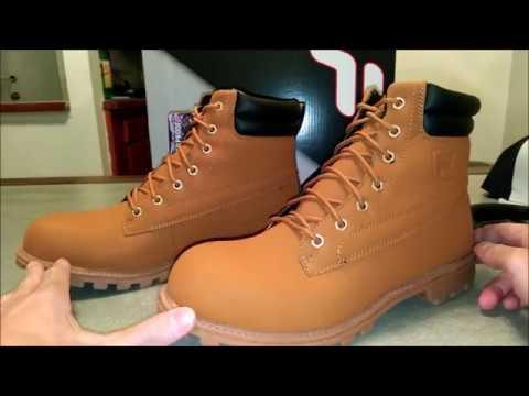 Fila Yak) The Forgotten Fila Shoe - YouTube