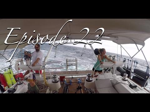 [Ep. 22] Sailing to Bonaire: Goodbye North America!