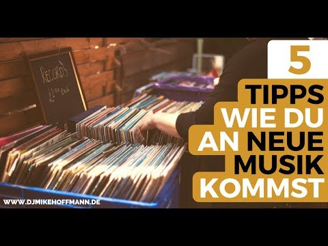 Wo Bekomme Ich Als DJ Musik Her? 🎧 5 Gute DJ Tipps | Musik Kostenlos Herunterladen