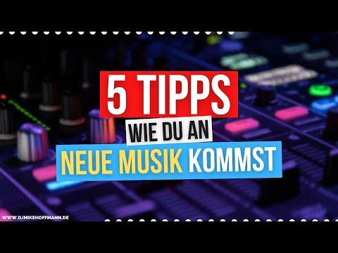 Wo bekomme ich als DJ Musik her? 🎧 5 gute DJ Tipps