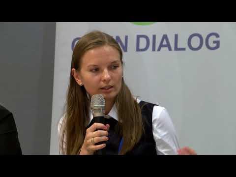 Lyudmyla Kozlovska, The Open Dialog Foundation