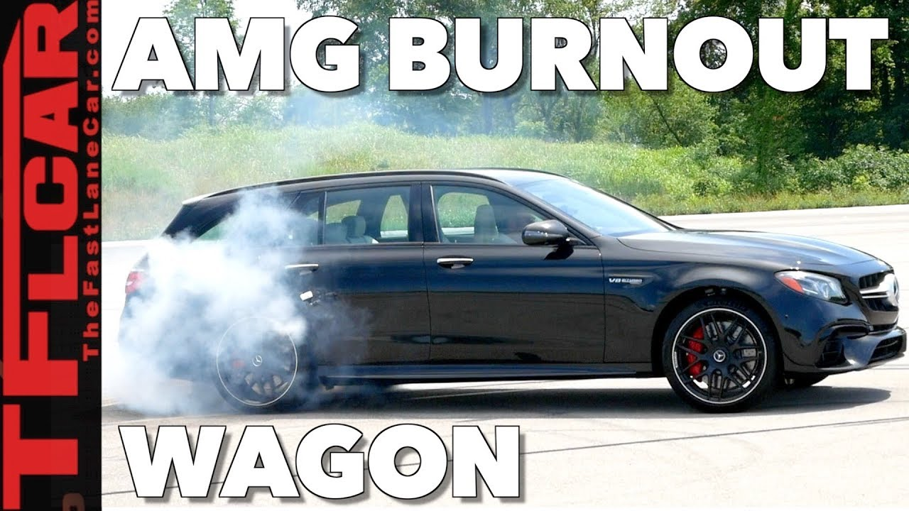 With Over 600 Hp The Awd Mercedes Amg E63 S Wagon Will Drift Your
