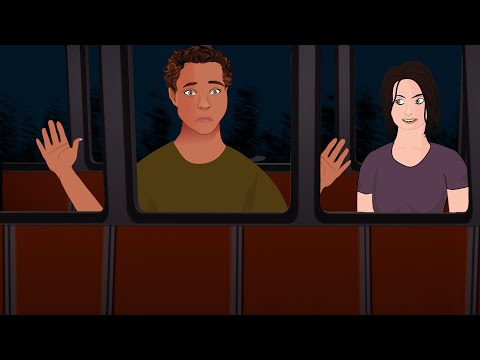 TRAIN Horror Stories Animated