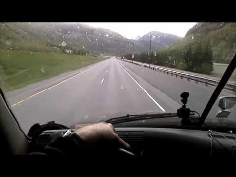 Interstate 70, Utah and Colorado