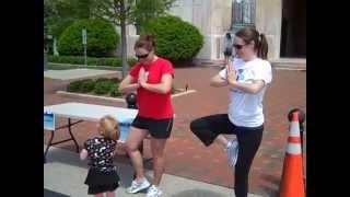 Healthy Kids Day YMCA Asheville NC April 2012 Thumbnail