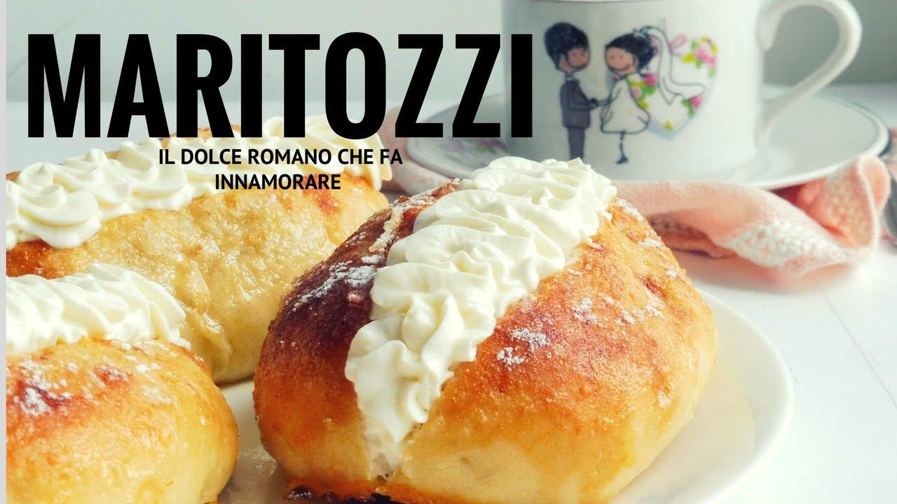 ricetta maritozzo alla romana dolce tipico di roma