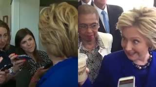 hillary clinton bark and bobblehead seizure show