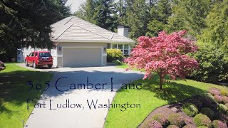 365 Camber Lane, Port Ludlow, Washington