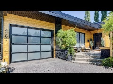 Calgary Real Estate Video Production - 4503 Claret St NW