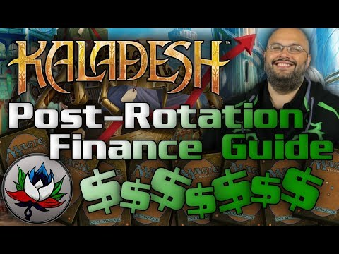 The Best Magic: The Gathering Cards to Buy NOW – A Kaladesh Post Rotation Finance Guide for MTG!