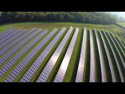 Whitley Solar Farm - British Solar Renewables