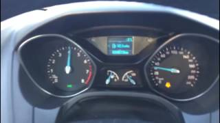Ford Focus III 1.6 Ti-VCT 105hp 150Nm acceleration 0-100 km/h