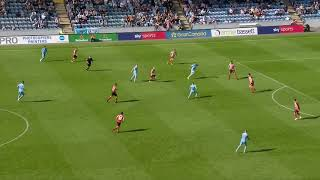 Highlights: Coventry City v Sunderland