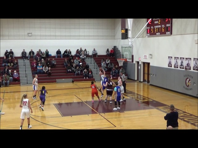 Game Highlights Girls' Varsity: Patroon vs Wasaren