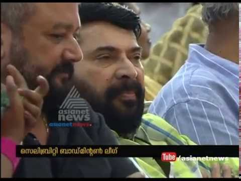 Mammootty will inaugurate Celebrity Badminton League