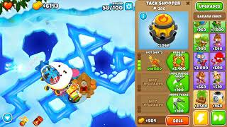 Gambar cover Bloons TD 6 - Frozen Over - Impoppable - No Monkey Knowledge, Continues and Powers (8.0 patch)