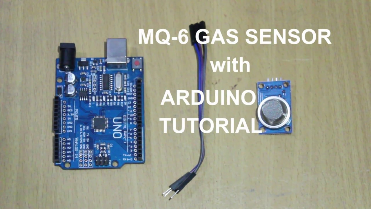 How to use MQ gas sensor using arduino - miliohm com