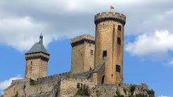 Foix et son Château + Tarascon sur Ariège HD
