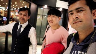 Meet Up | Qamar Irshad | Jay Kim | South Korea