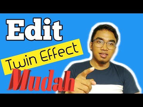 Cara Membuat Twin Effect Di Android | KineMaster Tutorial