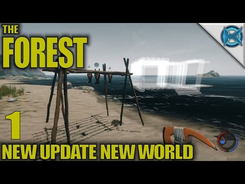 """the-forest--ep.-1--""""new-update-new-world""""--the-forest-gameplay-let's-play--alpha-0.47-(s12)"""