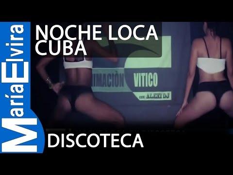 DISCOTECA CALIENTE EN CUBA