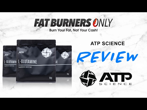 🌙 L-Glutamine By ATP Science Review From Fat Burners Only 🌙