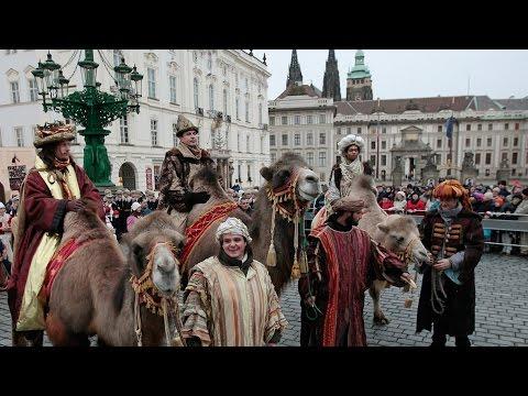 Thế Giới Nhìn Từ Vatican 05 – 11/01/2017: Hình ảnh ngoạn mục về Lễ Ba Vua trên thế giới