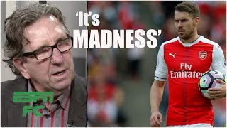 Paul Mariner can't believe Arsenal is letting Aaron Ramsey go to Juventus | Premier League