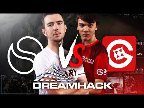 TEAM SOLARY VS GAMERS ORIGIN [DREAMHACK 2018] - Loser Bracket