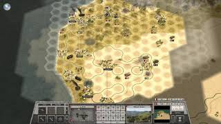 Order of Battle - WWII - Sandstorm Mission 1 - Tobruk