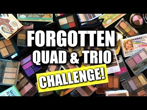 FORGOTTEN Quad & Trio CHALLENGE!