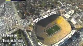 Parachuting Into Michigan Stadium.m4v