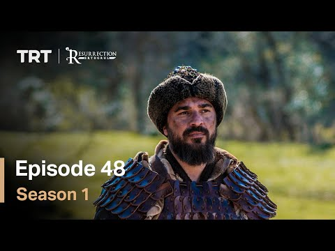 Resurrection Ertugrul Season 1 Episode 48