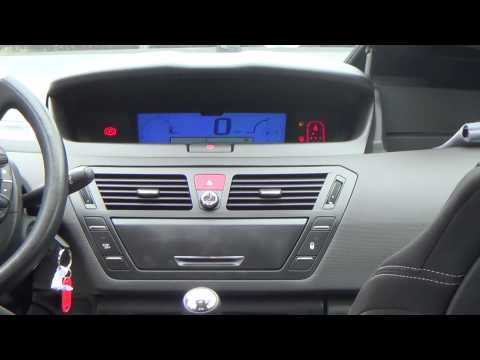 Auta z Niemiec #10/05/2014: CITROEN GRAND C4 PICASSO /Gera/