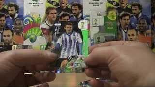 FIFA WORLD CUP BRASIL 2014 - BLISTRY Z BIEDRY