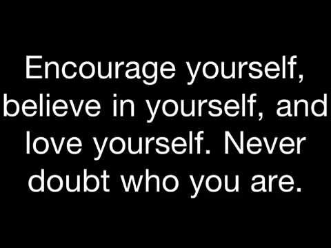 Inspirational Quotes ( Be Yourself Part 4)