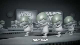 Zumi Zumi Vodafone Zoozoo Dancing Ad Full Or Extended Version   YouTube