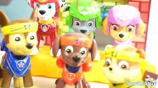 Baixar Nick Jr Paw Patrol Learn Colors with 5 Little Monkeys Jumping on the Bed Nursery Rhymes Kids Videos