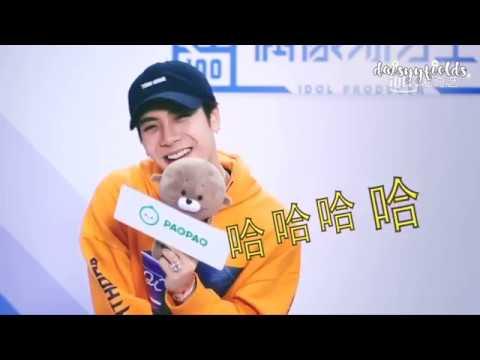 [ENG] 180208 GOT7 Jackson: IQIYI Bubble Interview 爱奇艺泡泡专访