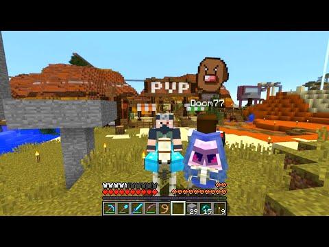 Minecraft - HermitCraft S2#20: Horse Parkour