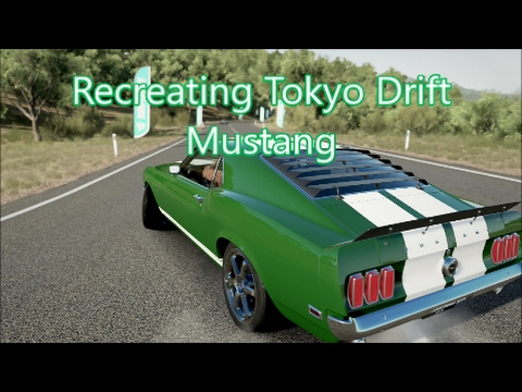 Video Clip Hay Fast And Furious 3 Mustang With A Skyline