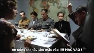 HITLER đi ăn nhà hàng ( vietsub)