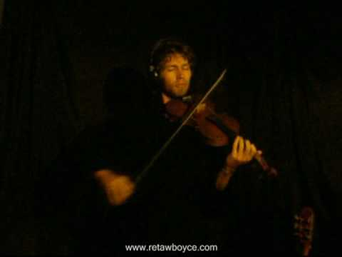 Jazz Violin - Autumn Leaves - slow swing