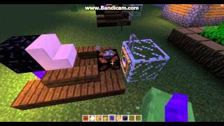 minecraft building time machine - zaman makinesi yapımı