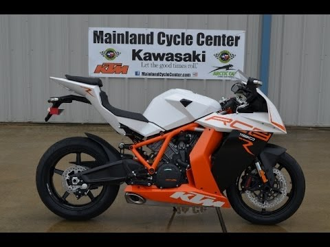 2014 ktm rc8 r for sale $16,499 mainland's overview and review
